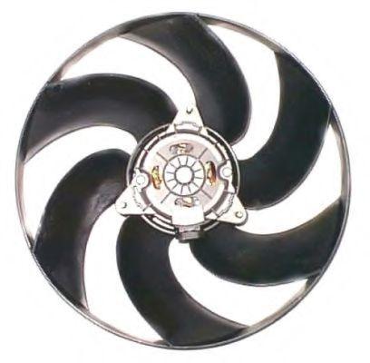 Вентилятор охлаждения двигателя NRF 47643