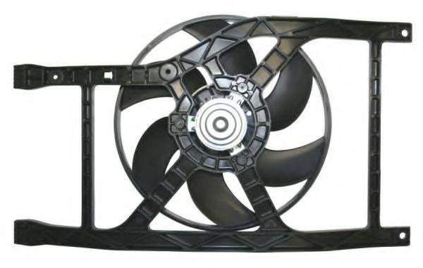 Вентилятор охлаждения двигателя NRF 47646