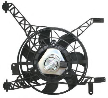 Вентилятор охлаждения двигателя NRF 47648