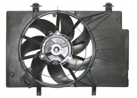 Вентилятор охлаждения двигателя NRF 47649