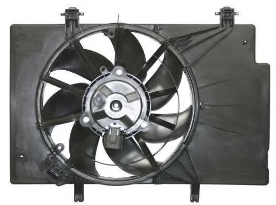 Вентилятор охлаждения двигателя NRF 47650