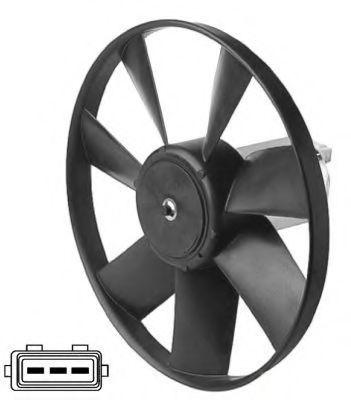 Вентилятор охлаждения двигателя NRF 47653