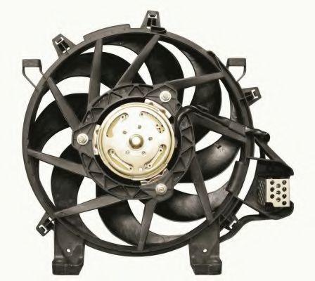 Вентилятор охлаждения двигателя NRF 47690