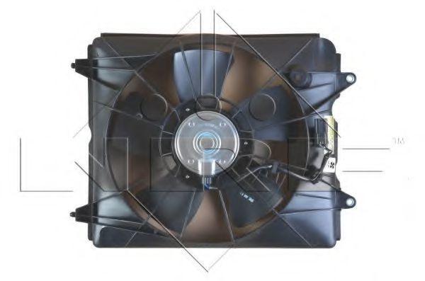 Вентилятор, охлаждение двигателя NRF 47708