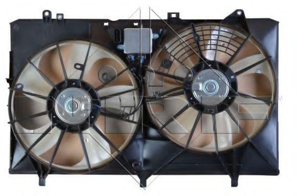 Вентилятор, охлаждение двигателя NRF 47724
