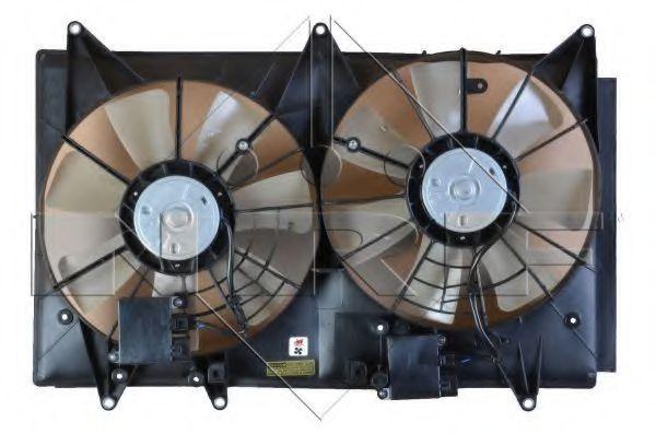 Вентилятор, охлаждение двигателя NRF 47725