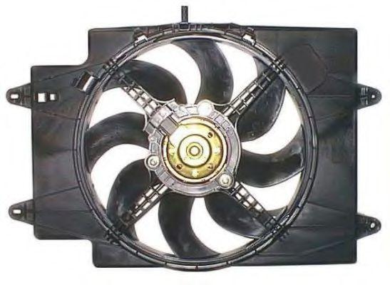 Вентилятор охлаждения двигателя NRF 47801