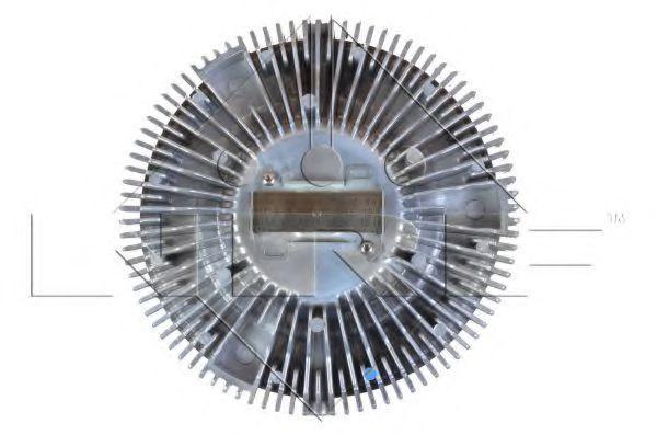 Сцепление, вентилятор радиатора NRF 49071