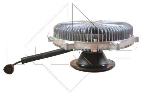 Сцепление, вентилятор радиатора NRF 49137