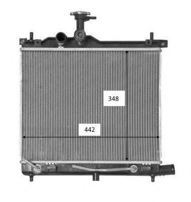 Радиатор охлаждения NRF 58460