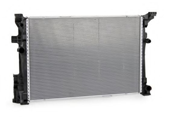 Радиатор, охлаждение двигателя NRF 58470