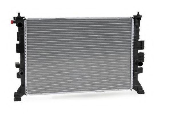 Радиатор, охлаждение двигателя NRF 58475