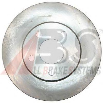 Тормозной диск A.B.S. 16357