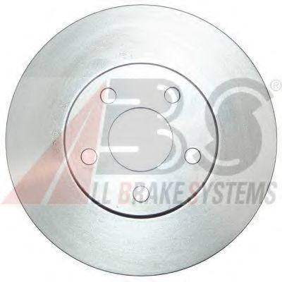Тормозной диск A.B.S. 16362