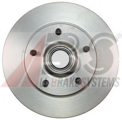 Тормозной диск A.B.S. 16364
