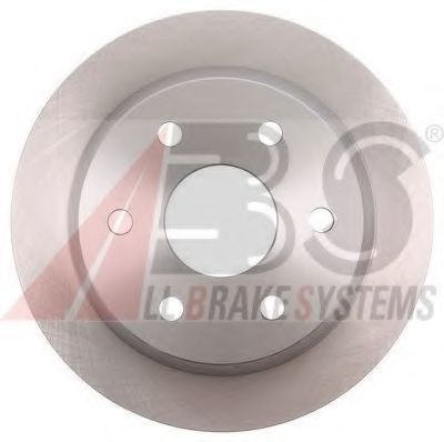 Тормозной диск A.B.S. 17289