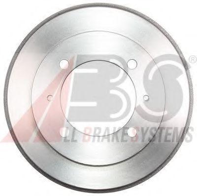 Барабан тормозной A.B.S. 2616S