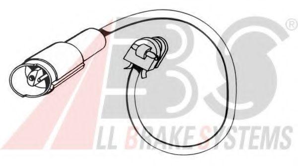 Датчик износа тормозных колодок A.B.S. 39526