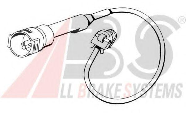 Датчик износа тормозных колодок A.B.S. 39575
