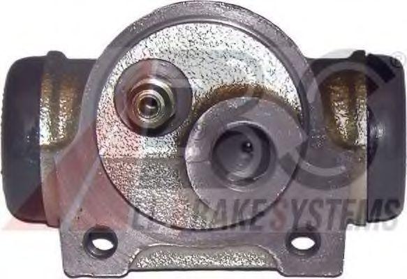 Цилиндр тормозной рабочий A.B.S. 62809