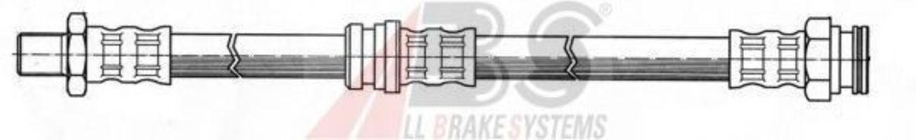 Тормозной шланг A.B.S. SL2707