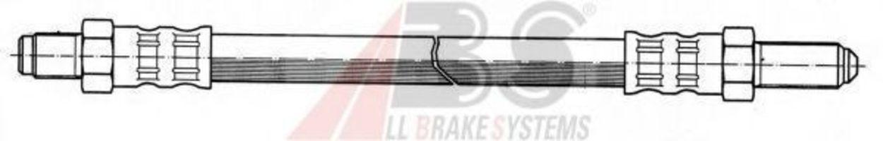 Шланг тормозной A.B.S. SL 3355