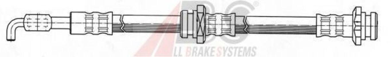 Шланг тормозной A.B.S. SL 3603