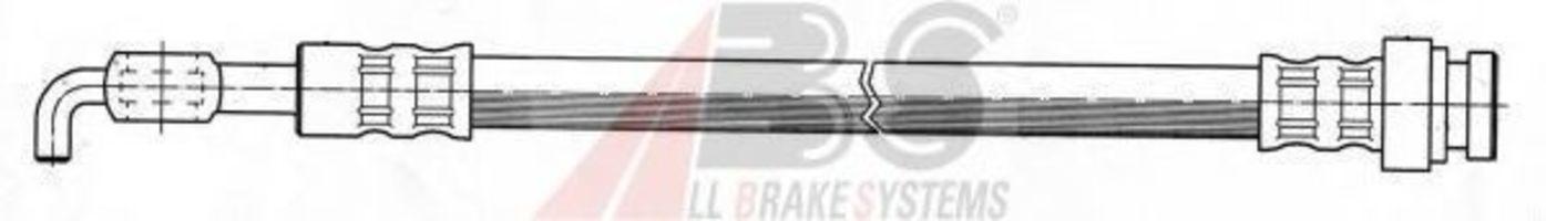 Шланг тормозной A.B.S. SL 3610