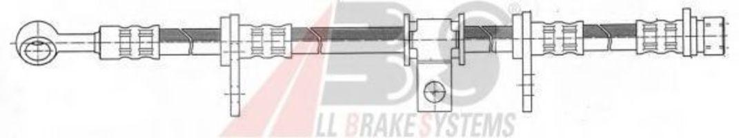 Шланг тормозной A.B.S. SL4193