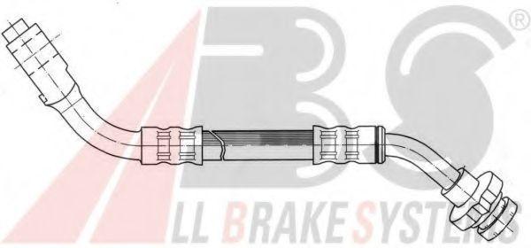 Шланг тормозной A.B.S. SL4909