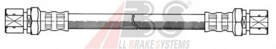 Шланг тормозной A.B.S. SL 4941
