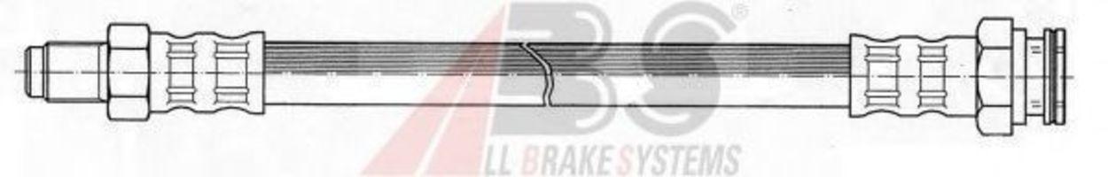 Шланг тормозной A.B.S. SL 4990