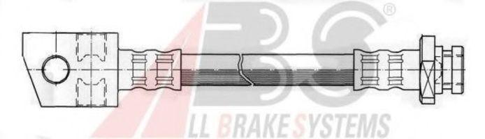 Шланг тормозной A.B.S. SL 5025