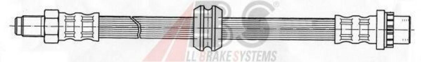Шланг тормозной A.B.S. SL5223