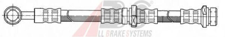 Шланг тормозной A.B.S. SL 5242