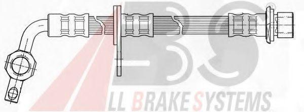 Шланг тормозной A.B.S. SL5312