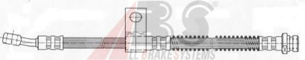 Шланг тормозной A.B.S. SL5552