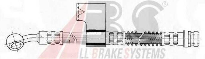 Шланг тормозной A.B.S. SL5555