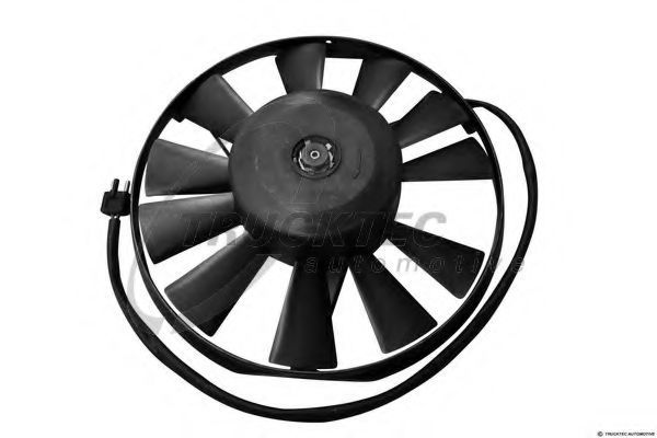 Вентилятор, охлаждение двигателя TRUCKTEC AUTOMOTIVE 0215017