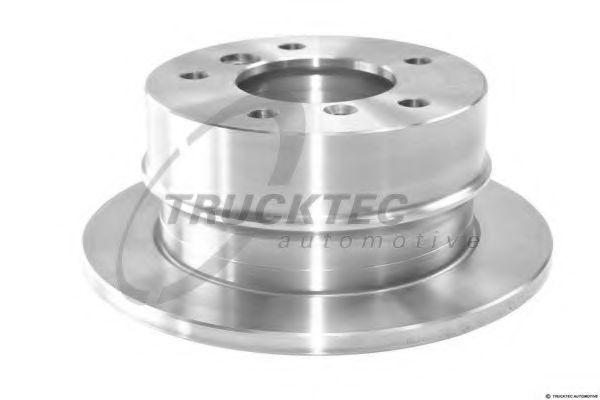 Диск тормозной TRUCKTEC AUTOMOTIVE 0235053