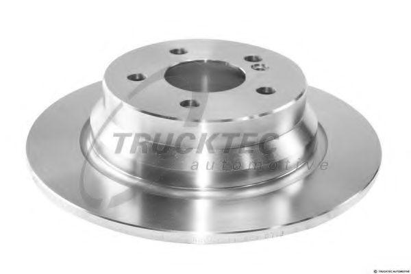 Диск тормозной TRUCKTEC AUTOMOTIVE 0235093
