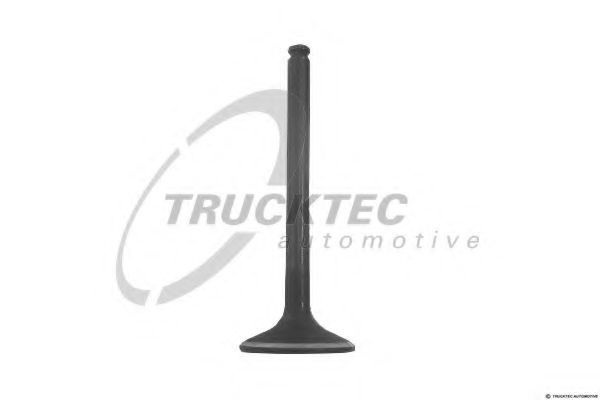 Впускной клапан TRUCKTEC AUTOMOTIVE 0212139