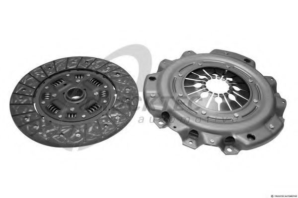 Комплект сцепления TRUCKTEC AUTOMOTIVE 0223038