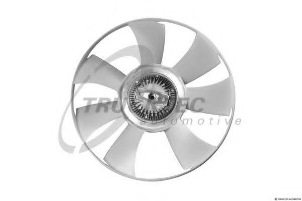 Вентилятор, охлаждение двигателя TRUCKTEC AUTOMOTIVE 0219061