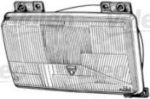Основная фара VALEO 061100