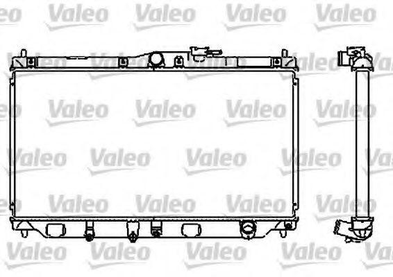 Радиатор охлаждения VALEO 732323