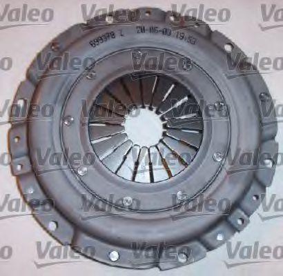 Комплект сцепления VALEO 801081