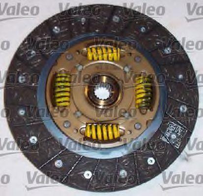 Изображение Комплект сцепления VALEO 801514: купить