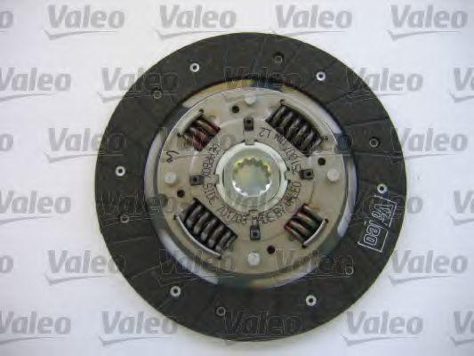 Комплект сцепления VALEO 821168