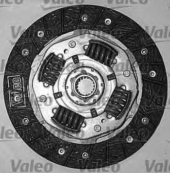 Комплект сцепления VALEO 821340